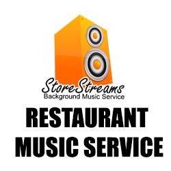 Restaurant Music Service