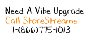 StoreStreams restaurant music vibe upgrade